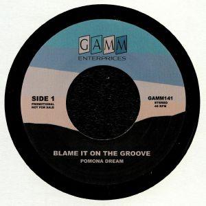 POMONA DREAM - Blame It On The Groove
