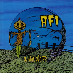 AFI - All Hallow's EP (reissue)
