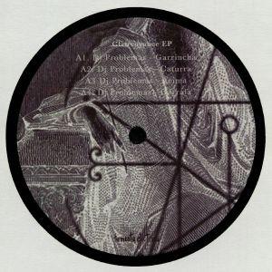 DJ PROBLEMAS/OVERMANN - Clairvoyance EP