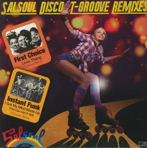 INSTANT FUNK/FIRST CHOICE - Salsoul Disco: The T Groove Remixes