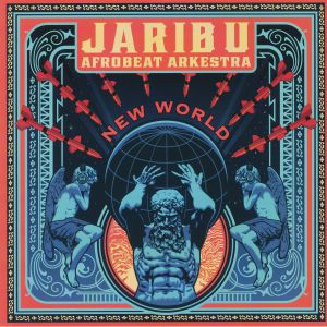 JARIBU AFROBEAT ARKESTRA - New World
