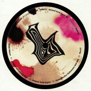 WILSON, Jared - Roland Acid Again EP