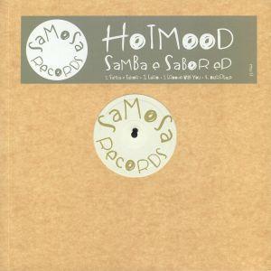 HOTMOOD - Samba E Sabor EP