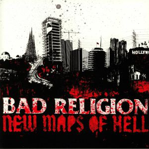 BAD RELIGION - New Maps Of Hell (reissue)