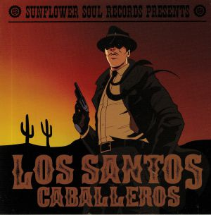 LOS SANTOS CABALLEROS - The Chase