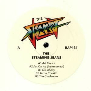 STEAMING JEANS, The - Art On Ice