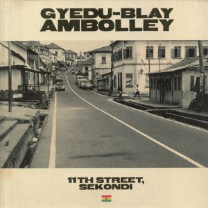 AMBOLLEY, Gyedu Blay - 11th Street Sekondi
