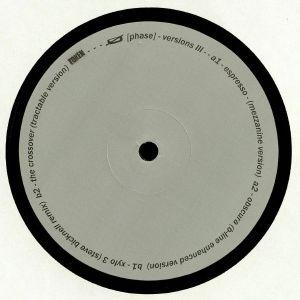 O aka PHASE - Versions III