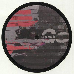 GOSUB - The Atrahasis EP