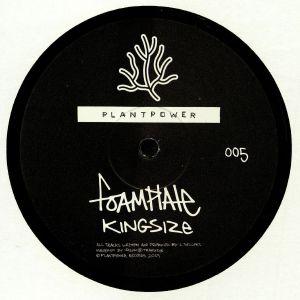 FOAMPLATE - Kingsize