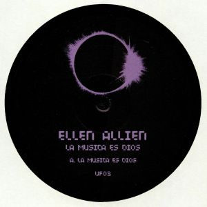 ALLIEN, Ellen - La Musica Es Dios