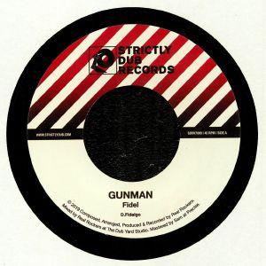 FIDEL/REAL ROCKERS - Gunman