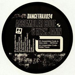 ASSEMBLER CODE/ALEX JANN - Dance Trax Vol 24
