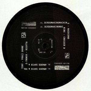 BIRDSMAKINGMACHINE/AMADEO SAVIO/VOLTERY/E TRONIK - Connection EP