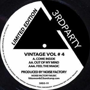 NOISE FACTORY - Vintage Vol #4