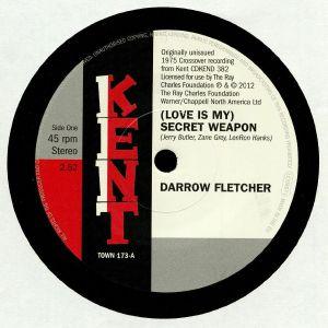 FLETCHER, Darrow - (Love Is My) Secret Weapon
