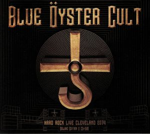 BLUE OYSTER CULT - Hard Rock Live Cleveland 2014 (Deluxe Edition)