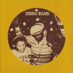 BUARI, Sidiku - Revolution: Live Disco Show In New York City
