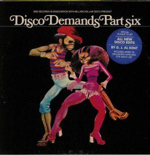 KENT, Al/VARIOUS - Disco Demands Part 6