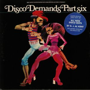 DJ AL KENT/VARIOUS - Disco Demands Part 6