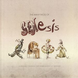 GENESIS/VARIOUS - The Many Faces Of Genesis