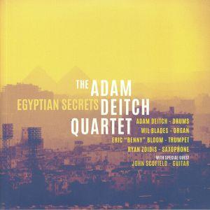 ADAM DEITCH QUARTET, The - Egyptian Secrets