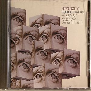 WEATHERALL, Andrew/VARIOUS - Hypercity Force Tracks