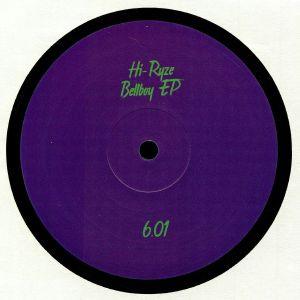 HI RYZE - Bellboy EP