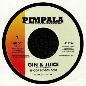 SNOOP DOGGY DOGG/DJ QUIK - Gin & Juice