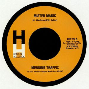 MERGING TRAFFIC - Mister Magic