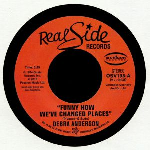 ANDERSON, Debra/THE CEASARS - Funny How We've Changed Places