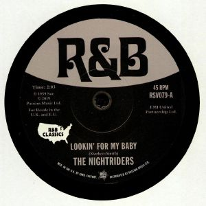 NIGHTRIDERS, The/FABULOUS PLAYBOYS - Lookin' For My Baby