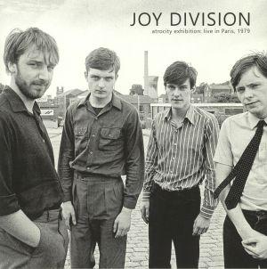 JOY DIVISION - Atrocity Exhibition: Live In Paris 1979