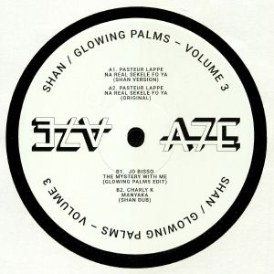 SHAN/GLOWING PALMS/PASTEUR LAPPE/JO BISSO/CHARLY K - Africa Seven Presents A7Edits Vol 3