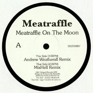 MEATRAFFLE - Meatraffle On The Moon