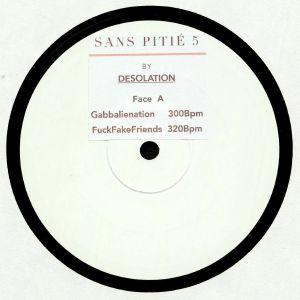 DESOLATION - Gabbalienation
