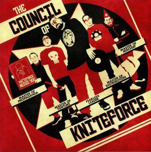 BRADLEY, Paul/LUNA C/LOWERCASE/IDEALZ/SAIYAN/CRULT - The Council Of Kniteforce