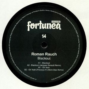 RAUCH, Roman - Blackout