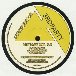 NOISE FACTORY - Vintage Vol #5