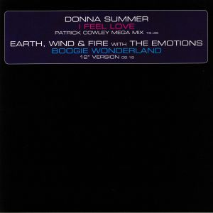 SUMMER, Donna/PATRICK COWLEY/EARTH WIND & FIRE/THE EMOTIONS - I Feel Love (remix)