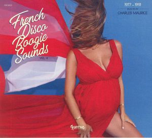 VARIOUS - French Disco Boogie Sounds Vol 4: 1977-1991