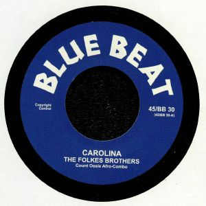 FOLKES BROTHERS, The/COUNT OSSIE AFRO COMBO - Carolina