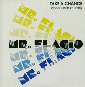 MR FLAGIO - Take A Chance (reissue)