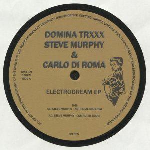 MURPHY, Steve/CLAUDIO DI ROMA - Electrodream EP