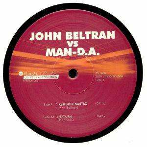 BELTRAN, John vs MAN DA - Questo E Nostro