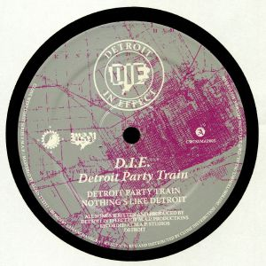 DETROIT IN EFFECT - Detroit Party Train (remastered)