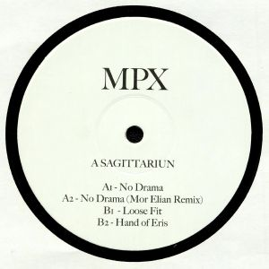 A SAGITTARIUN - MPX 002 (Mor Elian mix)