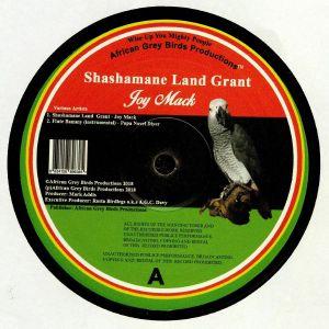 MACK, Joy/PAPA NOVEL DIYER/RASTA BIRDLEGS - Shashamane Land Grant