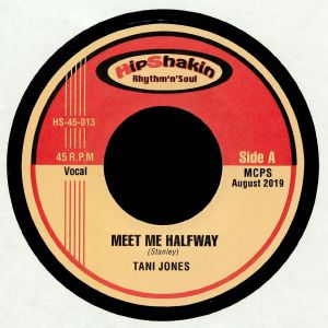 JONES, Tani/PEARL WOODS - Meet Me Halfway (reissue)