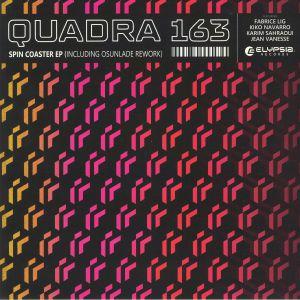 QUADRA 163 - Spin Coaster EP